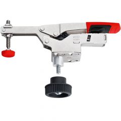 Horizontal Toggle Clamp With Open Arm and Horizontal Base Plate + Accessory Set - BESSTCHH70T20