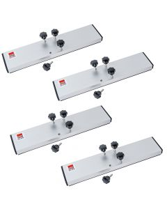 Bessey Drywall Support Extender Plate Quad Pack