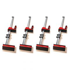 Bessey K Body REVO 2.0 KRE250-2K 2500/95 Quad Pack 4 Clamps
