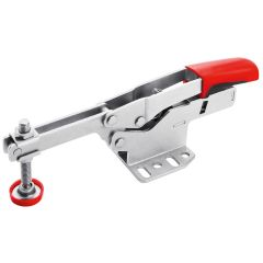 Bessey Horizontal toggle clamp with open arm and horizontal base plate STC-HH /70