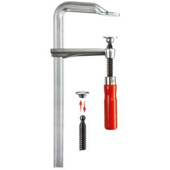 Bessey All-steel screw clamp GZ40-12 400/120