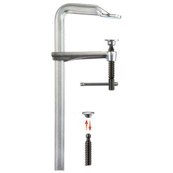 Bessey All-steel screw clamp GZ50K 500/120