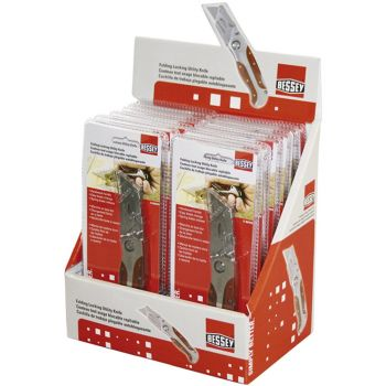 Bessey Bladed jack-knife with wood handle DBKWH-EU 12 Pack