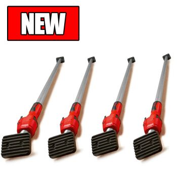 Bessey 4x Telescopic DRYWALL SUPPORT STE300 1700-3000MM