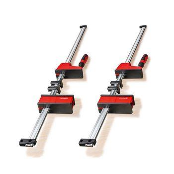 Bessey Vario K Body REVO 2.0 KREV100-2K 1000/95 Twin Pack 2 Clamps
