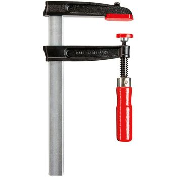Bessey Malleable cast iron screw clamp TGRC40 400/175