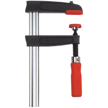 Bessey Malleable cast iron screw clamp TPN20BE 200/100
