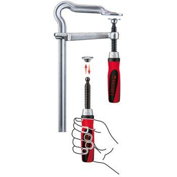 Bessey OMEGA screw clamp GM20Z-2K 200/100