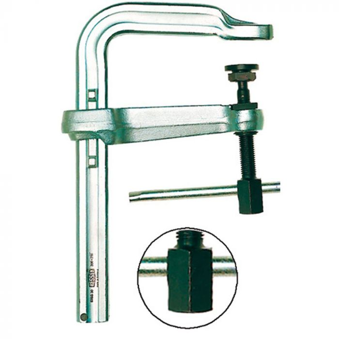 BESSEY Bar Clamp,Replaceable,36 in.,7 in D STB-36