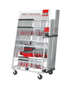 Bessey Clamp trolley ZW2, stocked (TG/GZ)