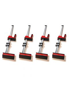 Bessey K Body REVO 2.0 KRE60-2K 600/95 Quad Pack 4 Clamps