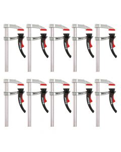 Bessey KliKlamp KLI 400/80 Pack Of 10 Clamps