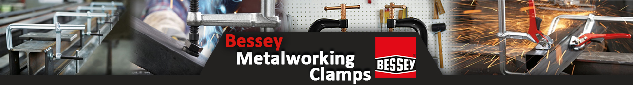 Bessey Metalwork Clamps