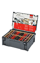 Bessey KliKlamp Set In Systainer KLI-S