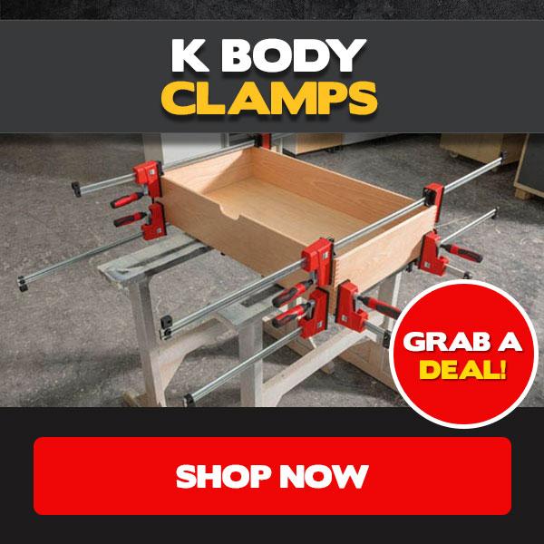 Bessey K Body Clamps
