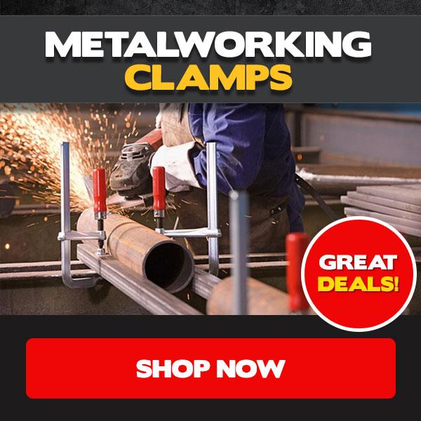 Bessey Metalworking Clamps
