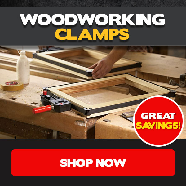 Bessey Woodworking Clamps