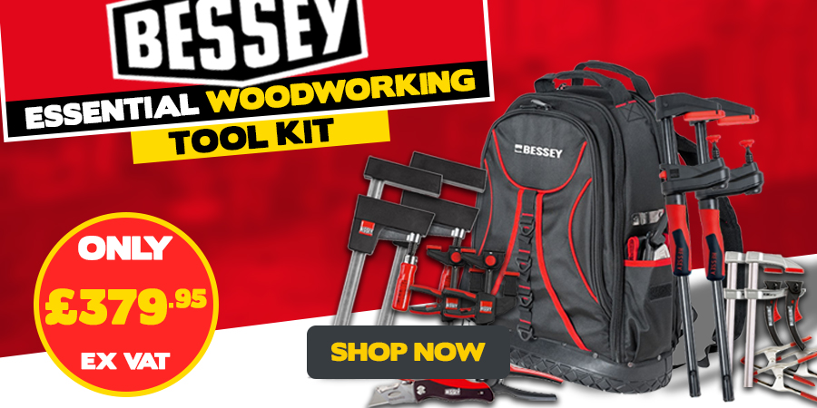New Bessey Essential Woodworking Kit!